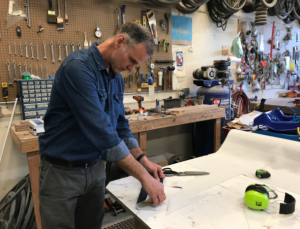 Brian Malone in Adaptive Technology